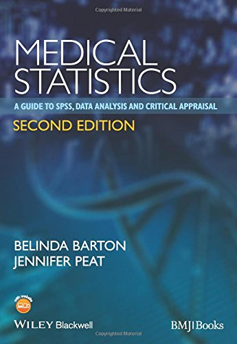 Medical Statistics: A Guide to SPSS Data Analysis and Critical Appraisal
