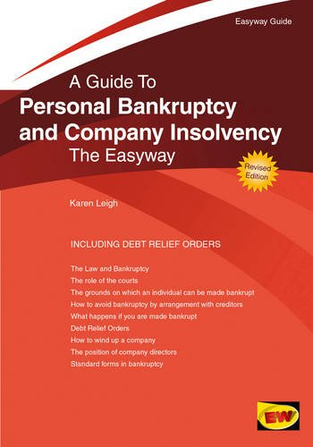 Easyway Guide to Personal Brankruptcy and Company Insolvency: New Edition 2015