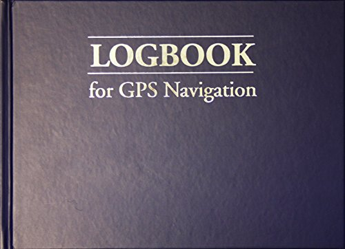 Logbook for GPS Navigation - Compact for Small Chart Tables