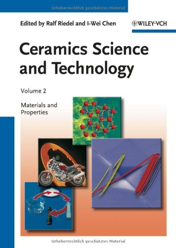 Ceramics Science and Technology: v. 2: Properties