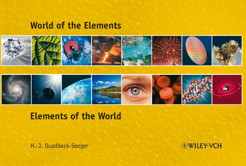World of the Elements: Elements of the World