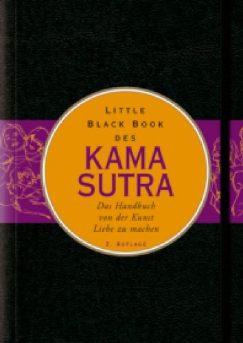 Little Black Book Des Kamasutra (2nd Revised edition)