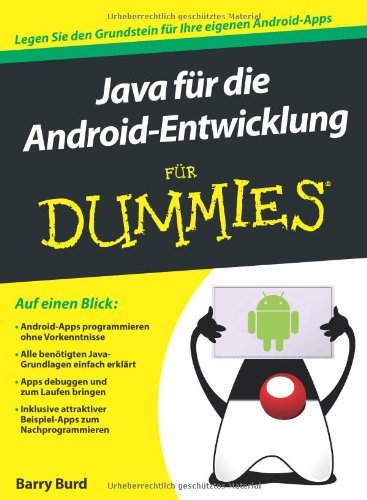 Java Fur Android-entwickler Fur Dummies