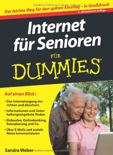 Internet Fur Senioren Fur Dummies (2nd Revised edition)