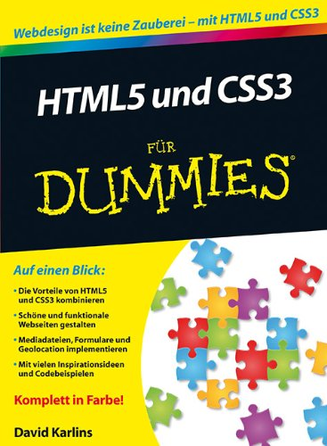 Html5 Und Css3 For Dummies