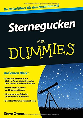 Sternegucken Fur Dummies