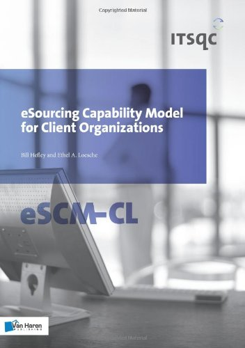 ESourcing Capability Model for Client Organizations: ESCM-CL