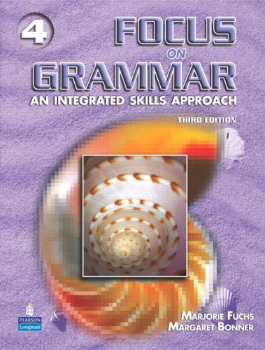 Focus on Grammar 4 (3rd Revised edition)