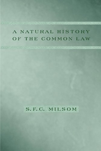 A Natural History of the Common Law