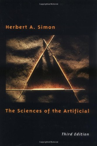 Sciences of the Artificial (3rd Revised edition)
