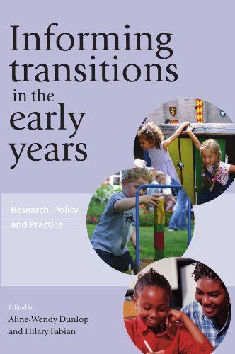 Informing Transitions in the Early Years: Research' Policy and Practice