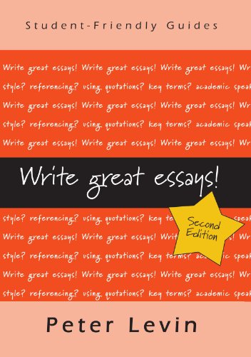 Write Great Essays (2nd Revised edition)