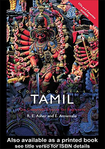Colloquial Tamil: The Complete Course for Beginners