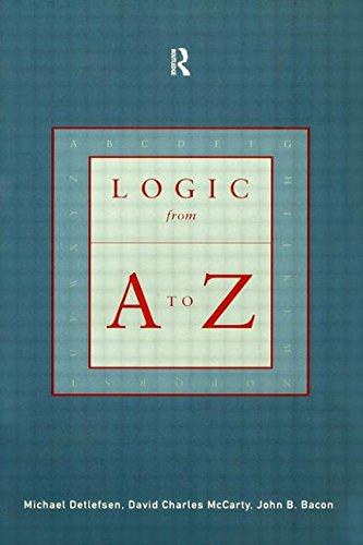 Logic from A to Z: The Routledge Encyclopedia of Philosophy Glossary of Logical and Mathematical Terms