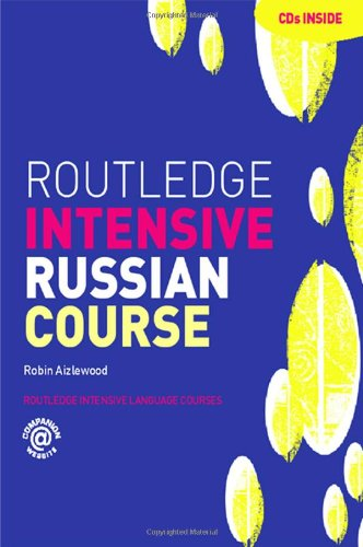 Ritm: An Accelerated Course in Russian (New edition)