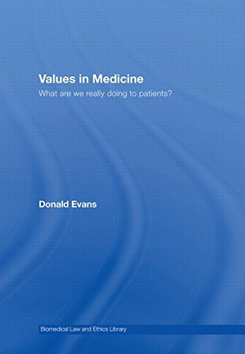 Values in Medicine: What are We Really Doing to Patients?