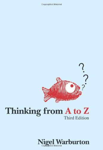 Thinking from A to Z (3rd Revised edition)