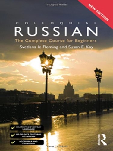 Colloquial Russian (3rd Revised edition)