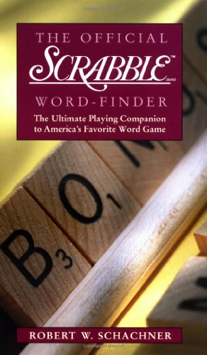 The Official Scrabble Word-Finder (2nd Revised edition)