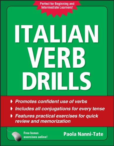 Italian Verb Drills (3rd Revised edition)