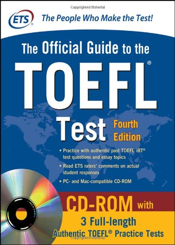 Official Guide To The Toefl Test With Cd-Rom