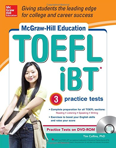 Mcgraw-hills Toefl Ibt With Cd-rom