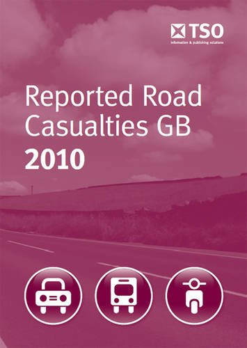 Reported Road Casualties Gb 2010