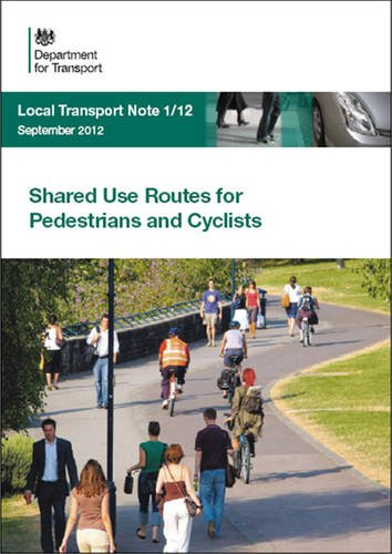 Shared Use Routes For Pedestrians And Cyclists