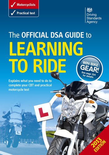 Official DSA Guide To Learning To Ride