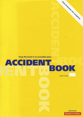 Accident Book: 2003 (Revised edition)