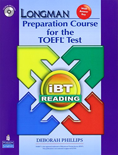 Longman Preparation Course for the TOEFL Test: iBT Reading (2nd)