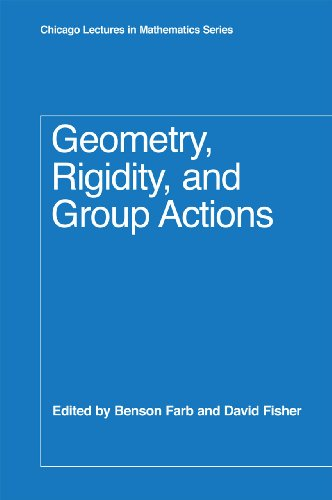 Geometry' Rigidity' And Group Actions