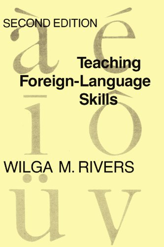 Teaching Foreign Language Skills (2nd Revised edition)