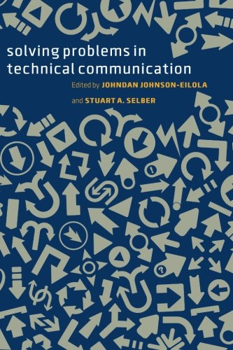 Solving Problems in Technical Communication