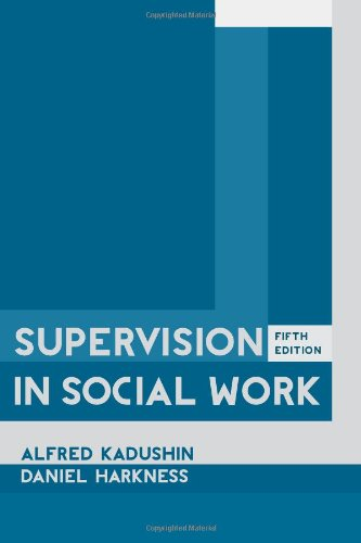 Supervision in Social Work (5th Revised edition)