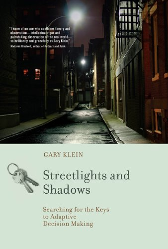 Streetlights and Shadows: Searching for the Keys to Adaptive Decision Making