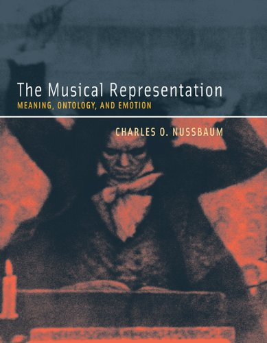 The Musical Representation: Meaning' Ontology' and Emotion