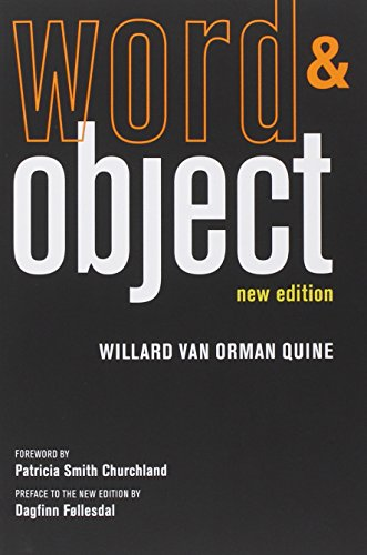 Word & Object