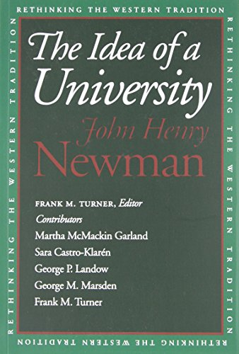 The Idea of a University (New edition)