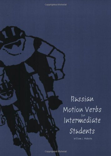 Russian Verbs of Motion for Intermediate Students