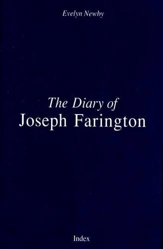 The Diary of Joseph Farington: Index