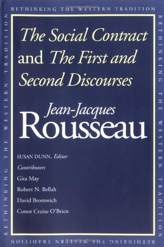 The Social Contract: AND The First and Second Discourses
