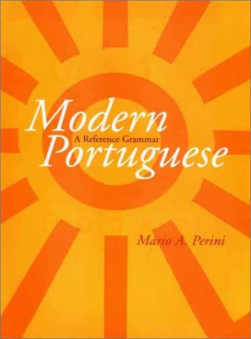 Modern Portuguese: A Reference Grammar (2nd)