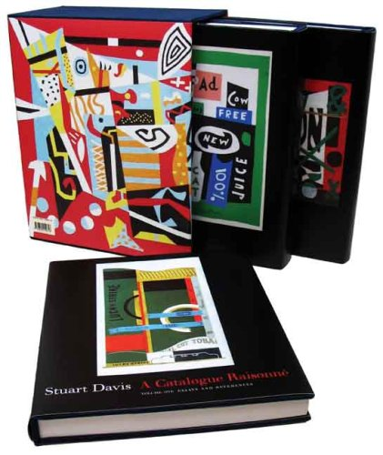 Stuart Davis: A Catalogue Raisonne: v. 1: Essays and References: v. 2: Catalogue Entries 1-1323: v. 3: Catalogue Entries 1324-1749