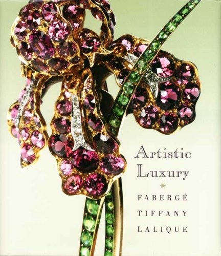 Artistic Luxury: Faberge' Tiffany' Lalique