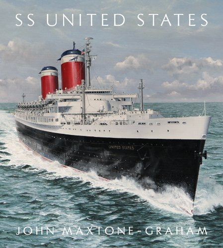 SS United States: Red White and Blue Riband Forever