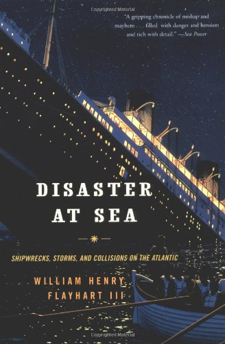 Disaster at Sea: Shipwrecks' Storms and Collisions on the Atlantic