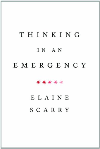 Thinking in an Emergency