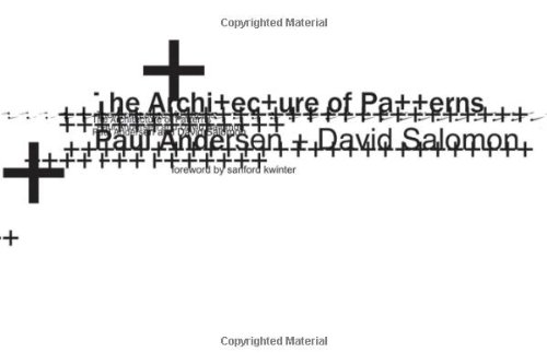 Architecture of Patterns