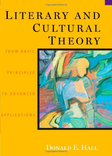 Contemporary Literature and Cultural Theory